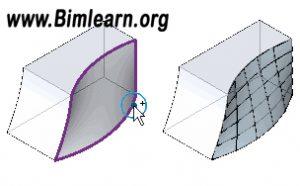آموزش کار با ابزار Curtain System در رویت
