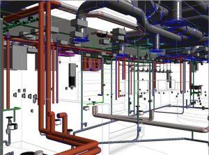 Autodesk Revit MEP چیست ؟