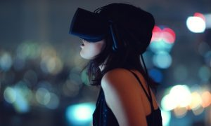 واقعیت مجازی یا Virtual Reality  در رویت