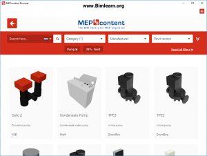 پلاگین MEPcontent Browser برای رویت